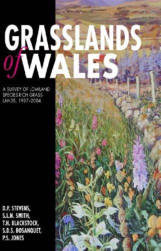 Grasslands of Wales Format: Hardcover: D. P. Stevens,