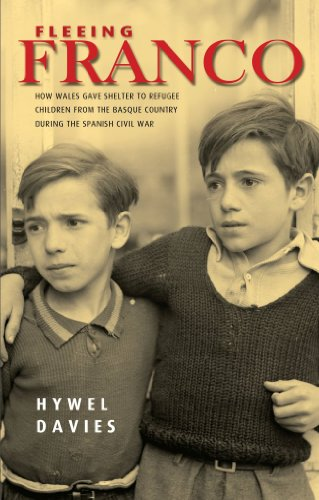9780708323366: Fleeing Franco: How Wales Gave Shelter to Refugee Children from the Basque Country During the Spanish Civil War