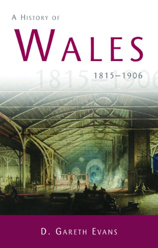 9780708323847: A History of Wales: 1815-1906: 3 (Welsh History Text Books)