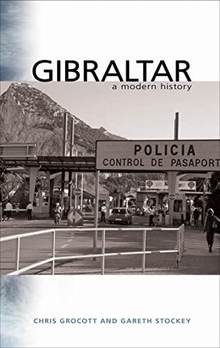 9780708324813: Gibraltar: A Modern History