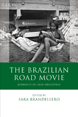 9780708325988: The Brazilian Road Movie: Journeys of (Self) Discovery (University of Wales - Iberian and Latin American Studies)