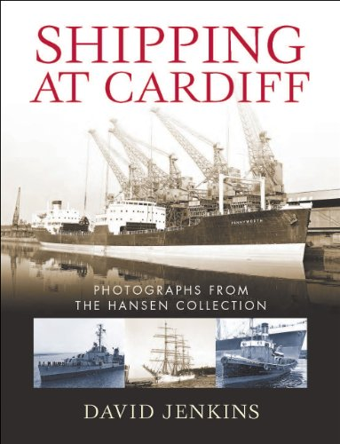 9780708326466: Shipping at Cardiff: Photographs from the Hansen Collection