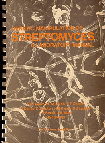 9780708403365: Genetic Manipulation of Streptomyces: A Laboratory Manual