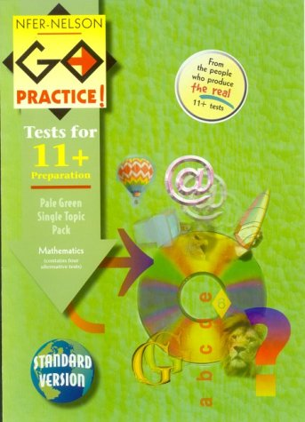 9780708703274: NFER-Nelson Go Practice!: Tests for 11+ Preparation