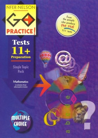 9780708703342: NFER-Nelson Go Practice!: Tests for 11+ Preparation
