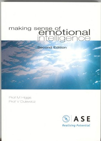 9780708703670: Making Sense of Emotional Intelligence