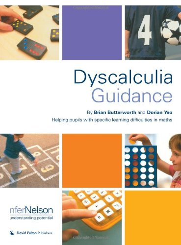 9780708711521: DYSCALCULIA GUIDANCE: Helping Pupils with Specific Learning Difficulties in Maths