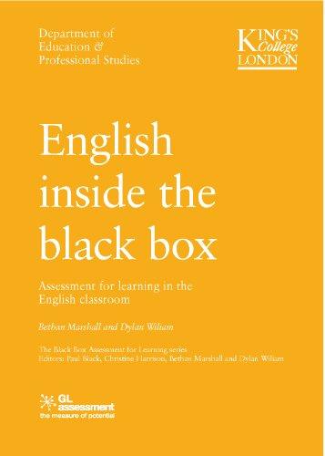 9780708716861: English Inside the Black Box