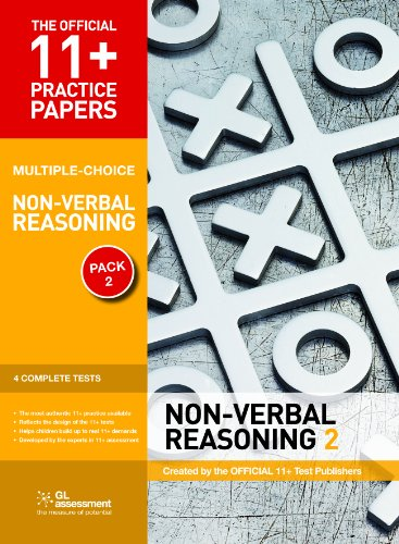 9780708720486: 11+ Practice Papers, Non-Verbal Reasoning Pack 2 (Multiple Choice): Nvr Test 5, Nvr Test 6, Nvr Test 7, Nvr Test 8 (The Official 11+ Practice Papers)