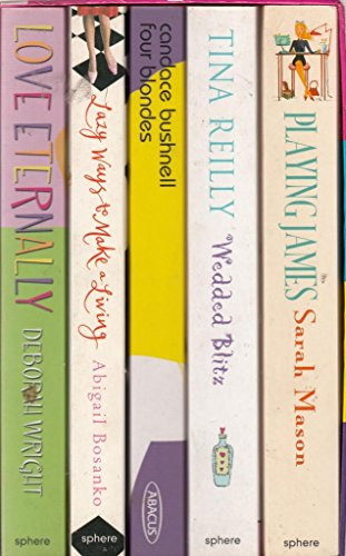 Contemporary Fiction Box Set - five volumes: Candace Bushnell and