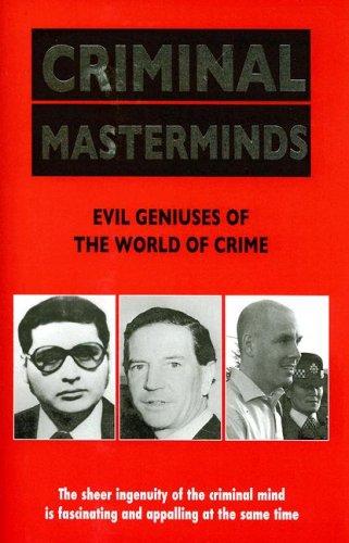 9780708806111: Criminal Masterminds