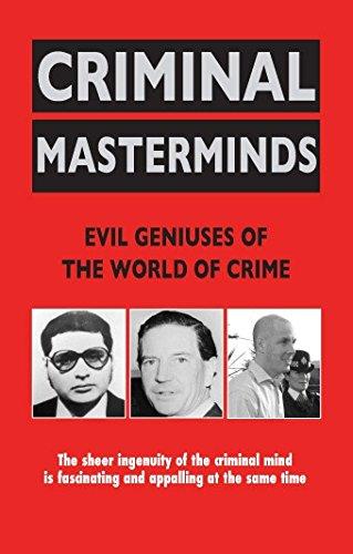 9780708807897: Criminal Masterminds
