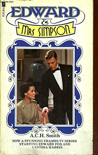 9780708813133: Edward and Mrs. Simpson