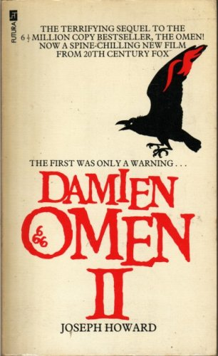 9780708813584: Damien Omen II
