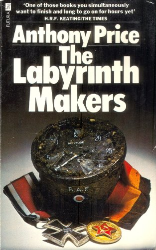 The Labyrinth Makers: Anthony Price