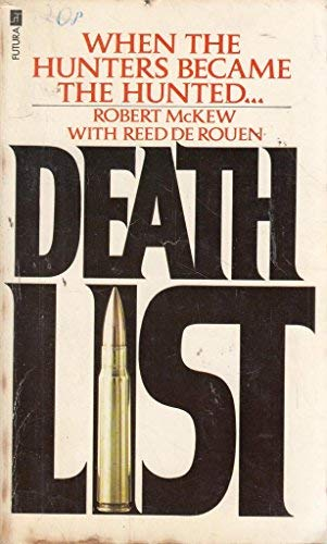 Death List (SCARCE FIRST EDITION SIGNED BY BOTH AUTHORS)