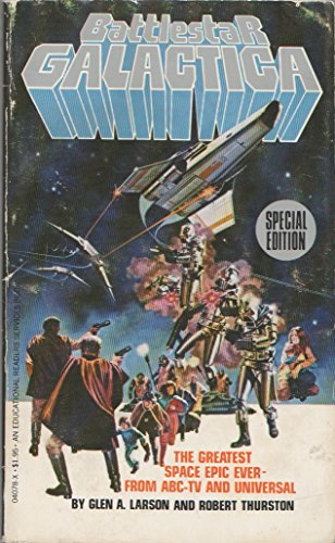 9780708815359: Battlestar Galactica