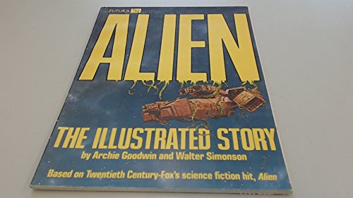 9780708815595: Alien (Illustrated Edition)