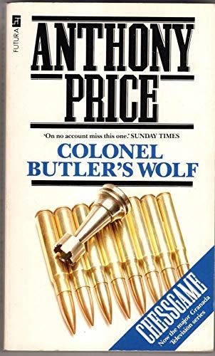 9780708815786: Colonel Butler's Wolf