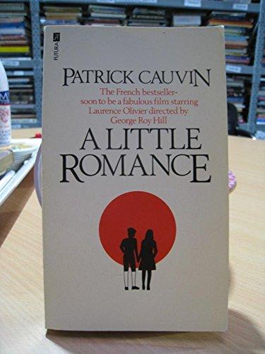 9780708816035: A LITTLE ROMANCE