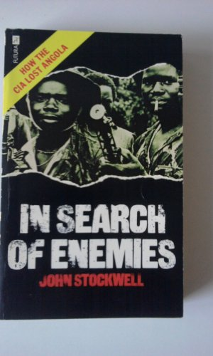 9780708816479: In Search of Enemies: A CIA Story
