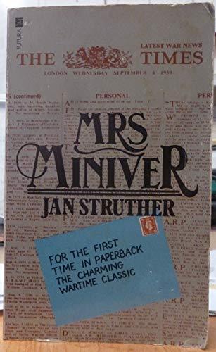 9780708816578: Mrs. Miniver