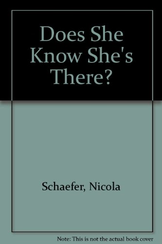 9780708816646: Does She Know She's There?