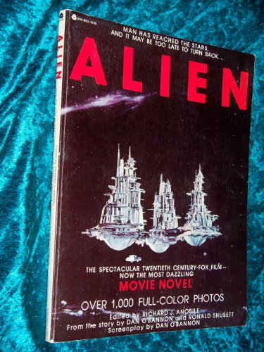 9780708816882: Alien: The Movie Novel