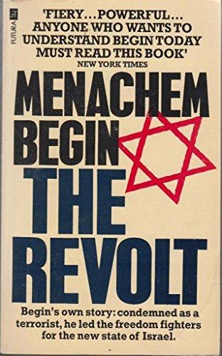 9780708817735: The Revolt