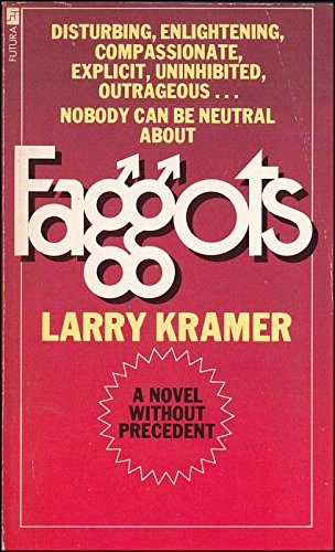 Image result for Larry Kramer Faggots