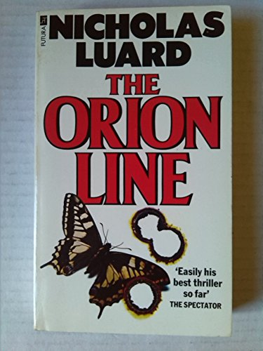 9780708818732: The Orion Line
