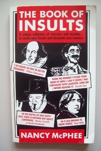 9780708819074: The Book Of Insults