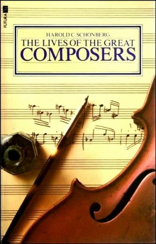9780708819289: Lives of the Great Composers