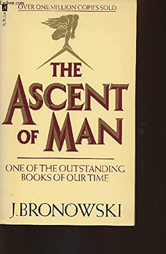 9780708820353: The Ascent of Man