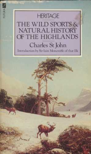 9780708821084: Wild Sports and Natural History of the Highlands (Heritage S.)