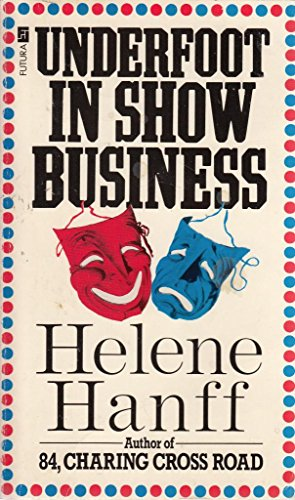 9780708821251: Underfoot in Show Business