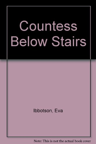 9780708822029: Countess Below Stairs