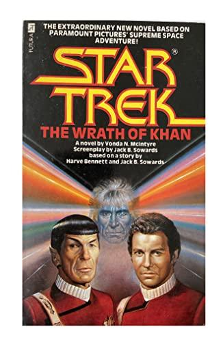9780708822203: Star Trek: the Wrath of Khan
