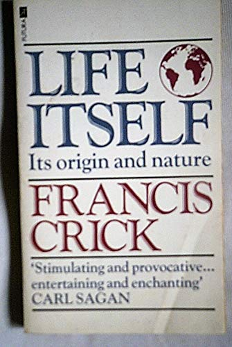 9780708822357: Life Itself: Its Origin and Nature