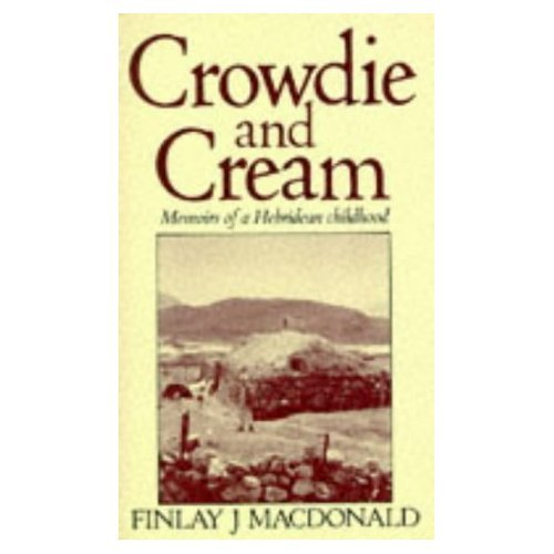 9780708823095: Crowdie and Cream