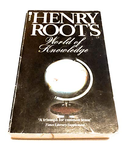 9780708823187: Henry Root's world of knowledge
