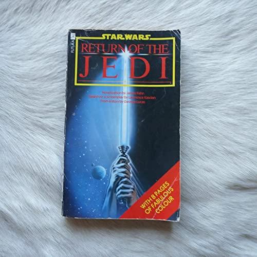 9780708823927: Return of the Jedi (Illustrated)