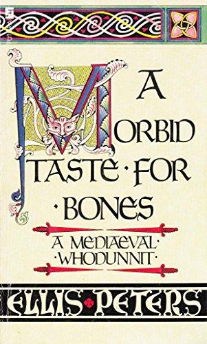 9780708825525: A Morbid Taste For Bones: 1