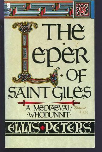 9780708825587: Leper of Saint Giles
