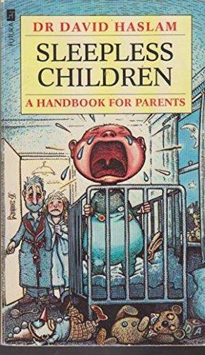 9780708826294: Sleepless Children - A Handbook For Parents