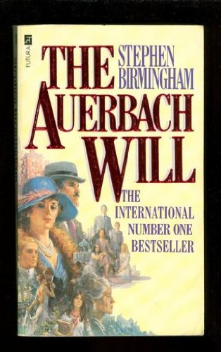 9780708826331: The Auerbach Will