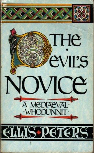 9780708826393: The Devil's Novice: 8