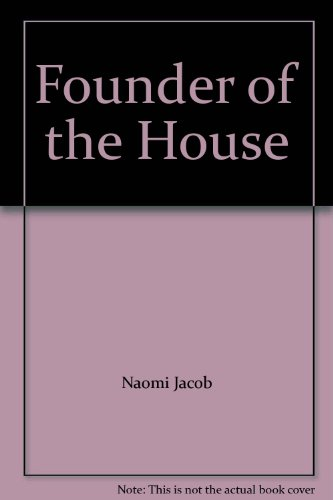 9780708826553: Founder of the House