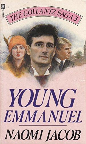 9780708826881: Young Emmanuel (The Gollantz saga)