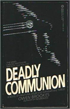 9780708826997: Deadly Communion